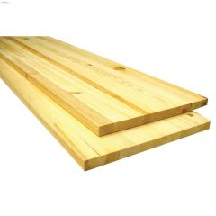 "16"" x 90"" B-Grade Laminated Pine Panel"