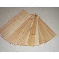 1 x 12 x 2' Pine Shortboard