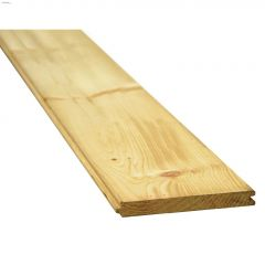 1 x 6 x 16' Tongue & Groove Spruce Boards