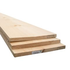1 x 12 x 4' Knotty Pine Board