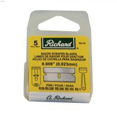 Single Edge Razor Scraper Replacement Blade-5/Pack