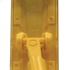 """9"""" x 3-1/4"""" Polypropylene Pole Sander Pad"""