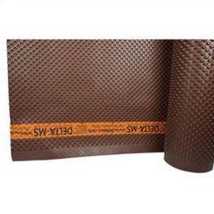 """65' 7"""" x 3' 6"""" Brown Air & Moisture Barriers"""