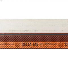 """6' 6"""" x 1"""" Black Termination Bar Strip"""
