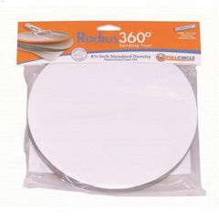 "8-1/2"" 360 Radius Sander Standard Replacement Pad"