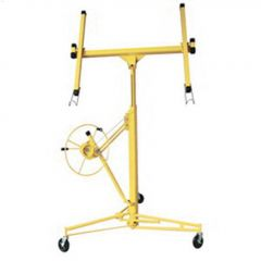11' Drywall Panel Lifter With Wheel