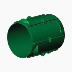 "4"" Corrugated Pipe Interior Coupling"