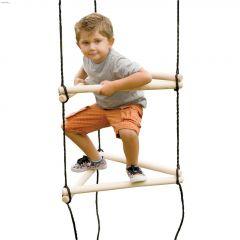 150 lb Black Triangle Steeple Climbing Rope Ladder