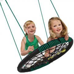 250 lb Black/Green Monster Web Swing