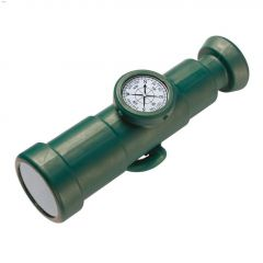 GreenTelescope With Working Compass