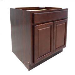 """30"""" Espresso Base Cabinet"""