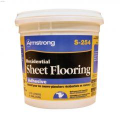 3.78 L Tan Sheet Floor Adhesive