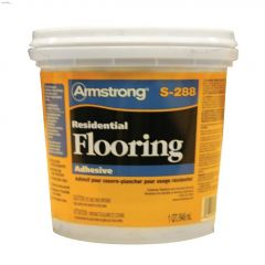 946 mL Creamy Vinyl Sheet Flooring Adhesive
