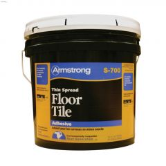15 L Black Thin Spread Floor Tile Adhesive