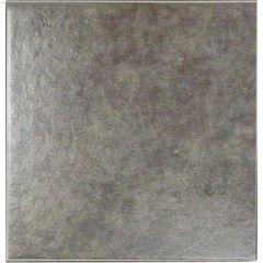 "13"" x 13"" Charcoal Flavia Floor Tile"