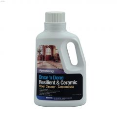 1.9 L Once 'n Done No-Rinse Floor Cleaner Concentrate