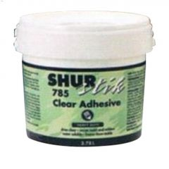 Shur-Stik 785 946 mL Clear Heavy Duty Starch Adhesive
