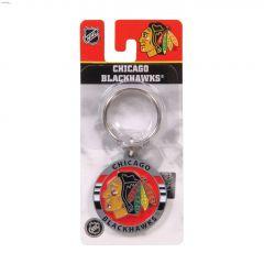 Legend: Chicago Blackhawks NHL Key Chain