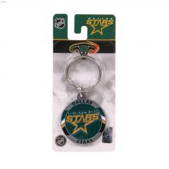 Legend: Dallas Stars NHL Key Chain
