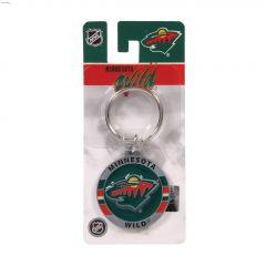 Legend: Minnesota Wild NHL Key Chain