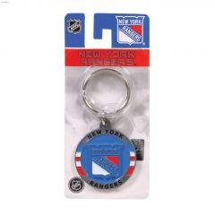 Legend: New York Rangers NHL Key Chain