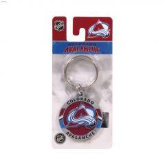 Legend: Colorado Avalanche NHL Key Chain