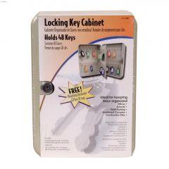 Powder Coat 48 Key Capacity Locking Key Cabinet