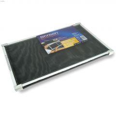 """EasyScreen 15"""" x 24"""" - 44"""" White Fibreglass Screen"""