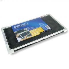 """EasyScreen 11"""" x 20"""" - 36"""" White Fibreglass Screen"""