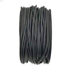 "EasyScreen™ 0.14"" x 500' Black PVC Spline"