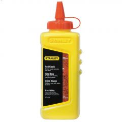 8 oz Red Permanent Marking Chalk Line Refill