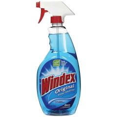 Windex Original 765 mL Blue Floral Fragrance Glass Cleaner