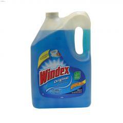 Windex 5 L Blue Ammonia Fragrance Glass Cleaner Refill