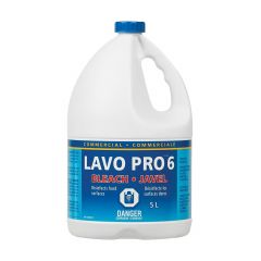 5 L Bottle Concentrated Bleach