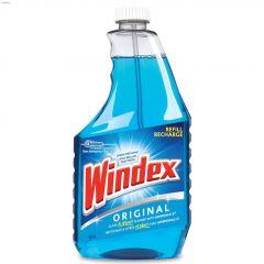 Windex Original 950 mL Blue Glass Cleaner Refill