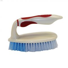 All Purpose Scrub Brush With Handle