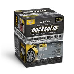 RockSolid 2.25 L High-gloss Clear Top Coat Clear Top Coat