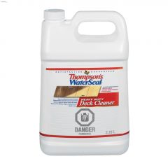 Heavy Duty Deck Cleaner 3.78L
