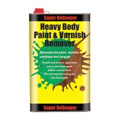 Super DeGooper 946ml Heavy Body Paint Varnish Remover