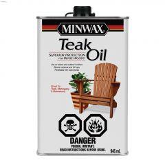 946 mL Indoor/Outdoor Teak Oil