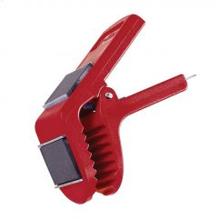 """3-1/4"""" x 1-1/4"""" x 2-1/4"""" Red Plastic Paint Can Clip"""