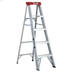 5' Aluminum Type 3 Household Step Ladder