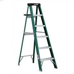6' Fiberglass Type 2 Step Ladder
