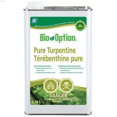 Bio-Option 3.78 L Pure Turpentine Thinner & Cleaner
