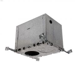 """7-1/2"""" x 10-1/4"""" x 7-3/4"""" Insulated Ceiling Box"""