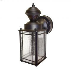 Shaker Cove Oil Rubbed Bronze Motion-Activated Light