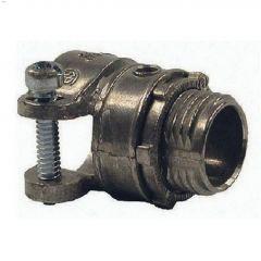"3/4"" Zinc Squeeze Connector"