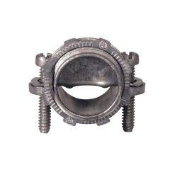 """3/8"""" Zinc Saddle Connector-10/Pack"""