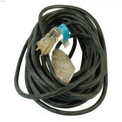 3 Outlet 14 AWG 3C 5 m Black Garage & Workshop Cord