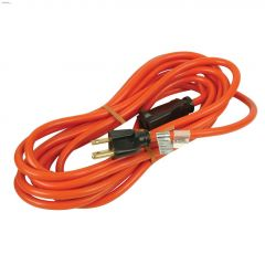 1 Outlet 16 AWG 3C 5 m Orange Outdoor Power Cord
